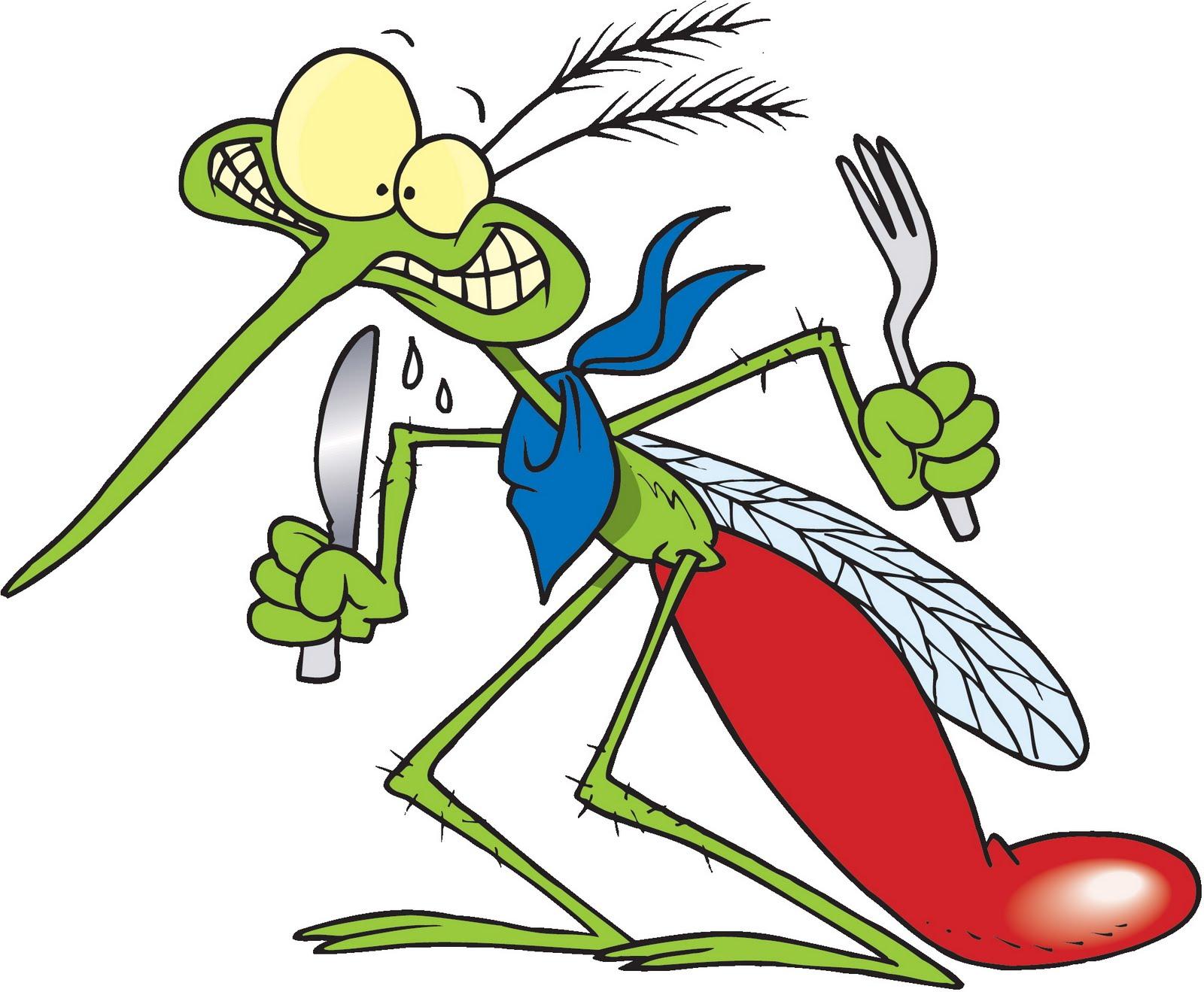 Несколько интересных фактов о комарах