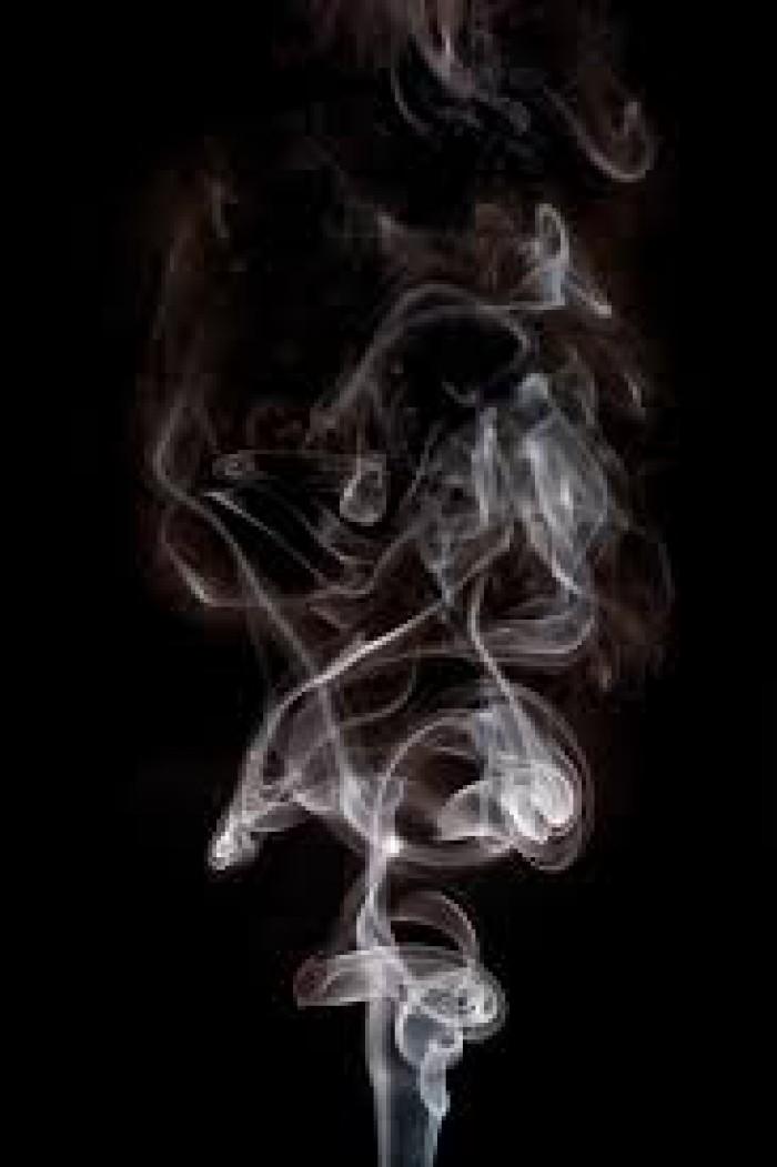Дымный палец