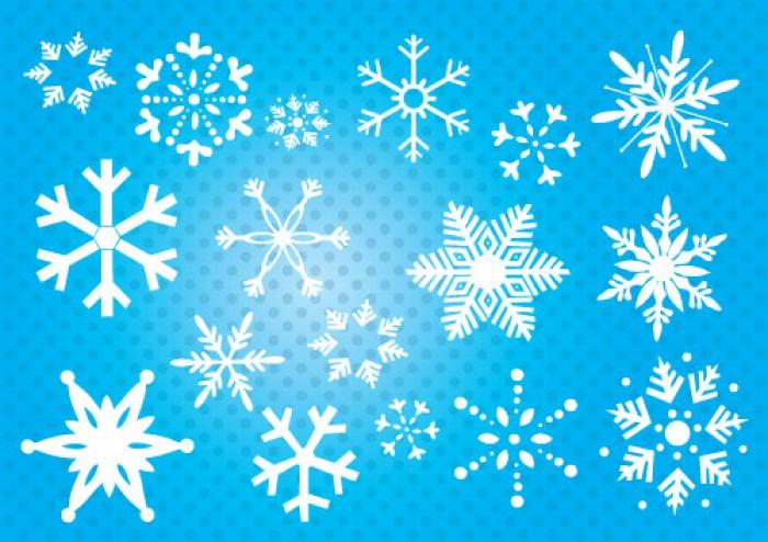Страшилка Белые снежинки.