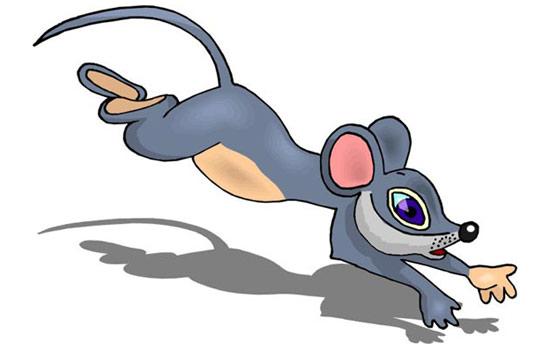 картинки детские мышка