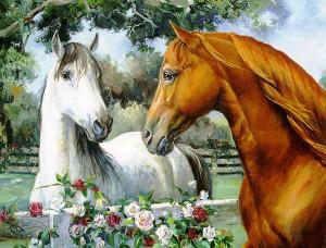 Считалка Кони, кони.