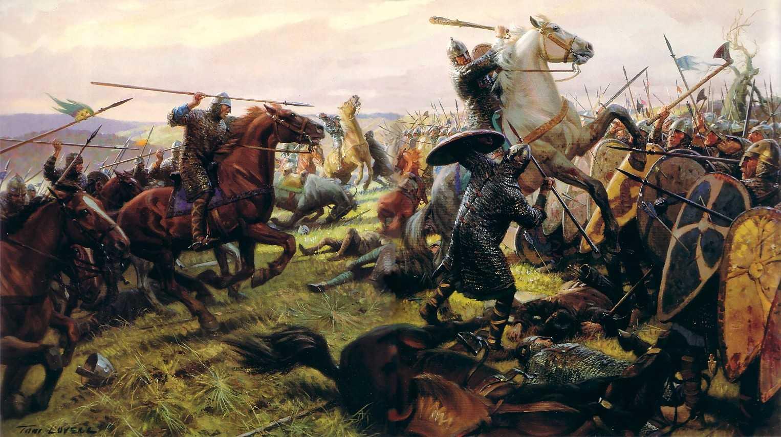 Страшилка Битва за Ириску.