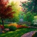 Сказка Райский сад. Ганс Христиан Андерсен.